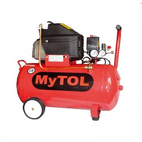 Mytol 50 Litre Hava Kompresörü 2 Hp 220V 8 Bar