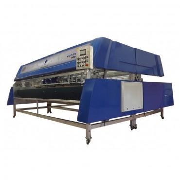 CLEANVAC BRS 260 F Full Otomaik Halı Yıkama Makinesi