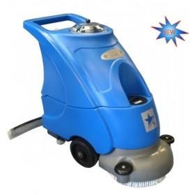 Cleanvac E 3501 Elektrikli İticili Zemin Temizleme Makinası