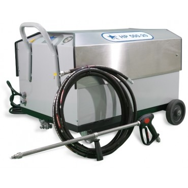 CLEANVAC HP 400 Tazyikli Yıkama Makinesi