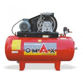 OMAX 200 Lt. Pistonlu Hava Kompresörü (İTALYAN KAFA)