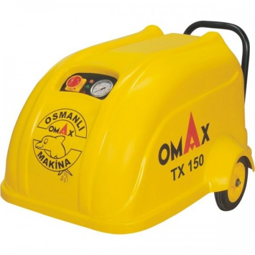 OMAX TX 150 Basınçlı Soğuk Yıkama Makinası