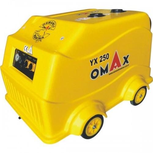 OMAX YX 250 / Basınçlı Sıcak - Soğuk Yıkama Makinası