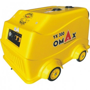 Omax YX 300 / Basınçlı Sıcak - Soğuk Yıkama Makinası