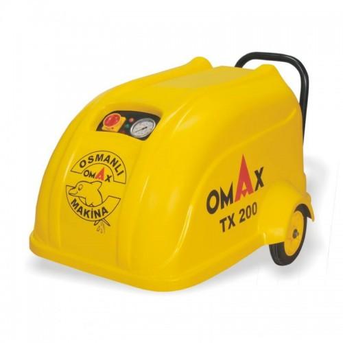 Omax TX 200 Basınçlı Soğuk Yıkama Makinasıoto yıkama makinaları set fiyatları